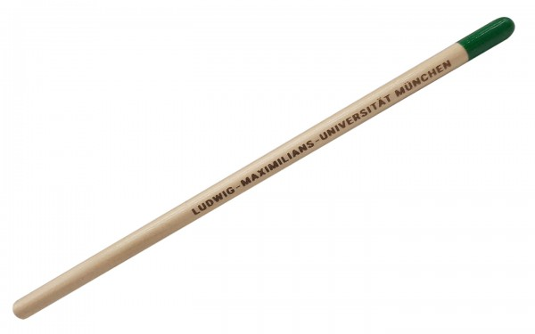 Bleistift mit Samenkapsel