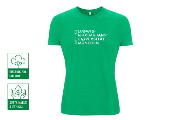 Nachhaltiges T-Shirt Unisex Grün - Restposten