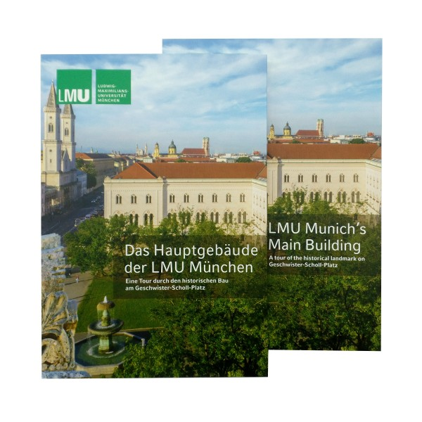 Main Building Guide of the LMU
