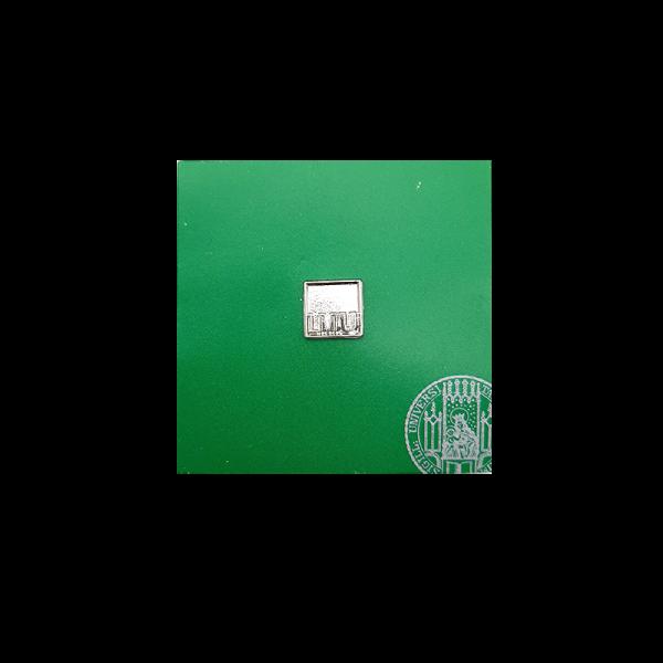 Ansteckpin Magnetverschluss (10x10mm)
