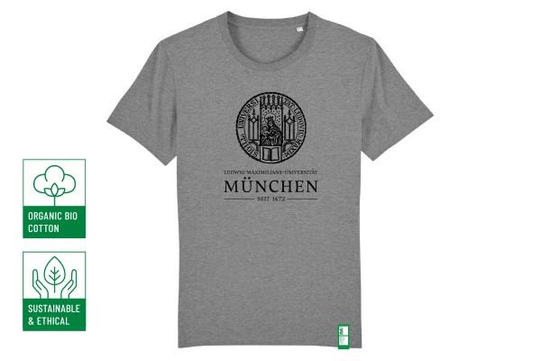 T-shirt Seal Unisex Grey