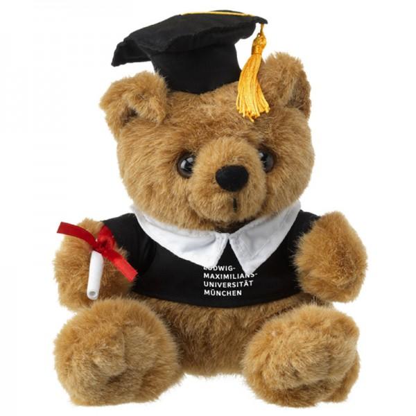 Plüschtier Diplom-Bär