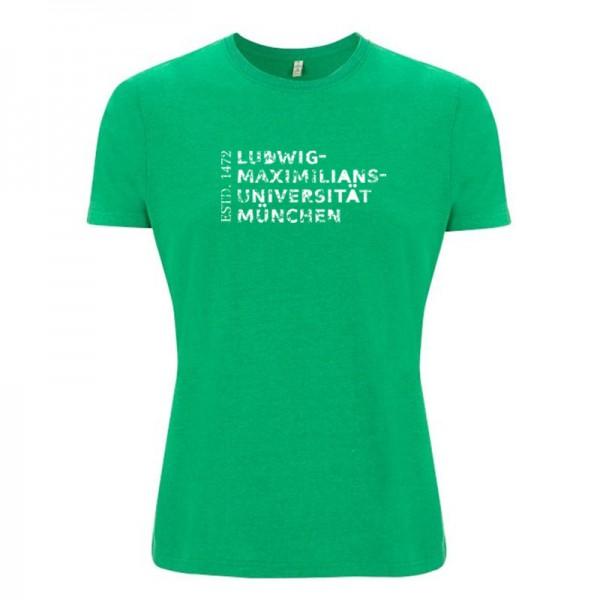 Nachhaltiges T-Shirt Unisex Grün